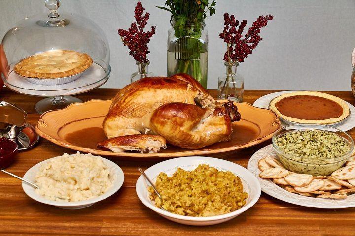Turkey Delivered Thanksgiving  Get Thanksgiving Delivered from Boston Market