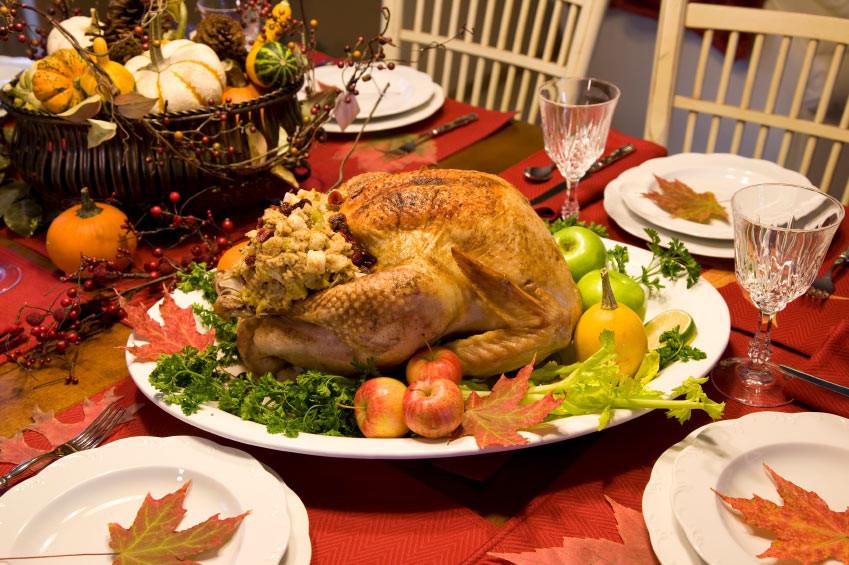 Turkey Delivered Thanksgiving  ThanksGiving Dinner Delivery