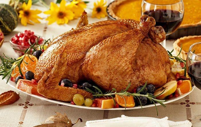 Turkey Delivered Thanksgiving  Organic Turkey Delivered to Your Door for Thanksgiving