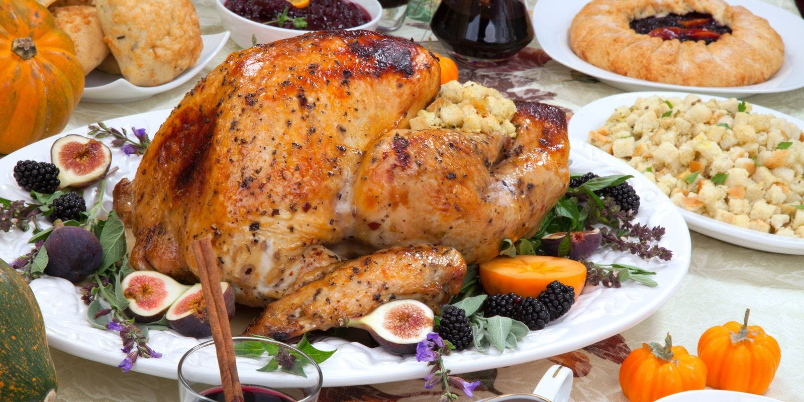 Turkey Dinners For Thanksgiving  Cost of Thanksgiving dinner takes a surprising turn