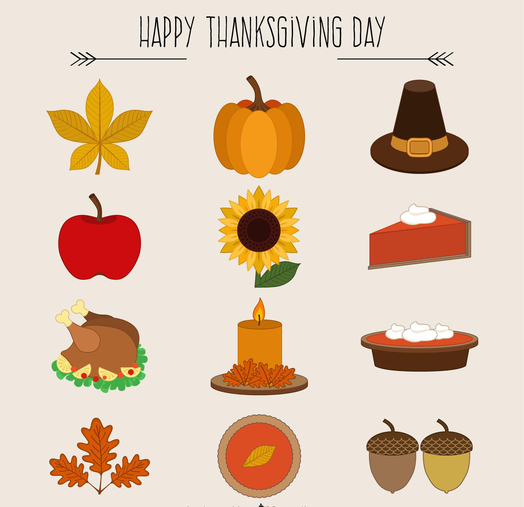 Turkey Icon For Thanksgiving  40 Free Thanksgiving Icons