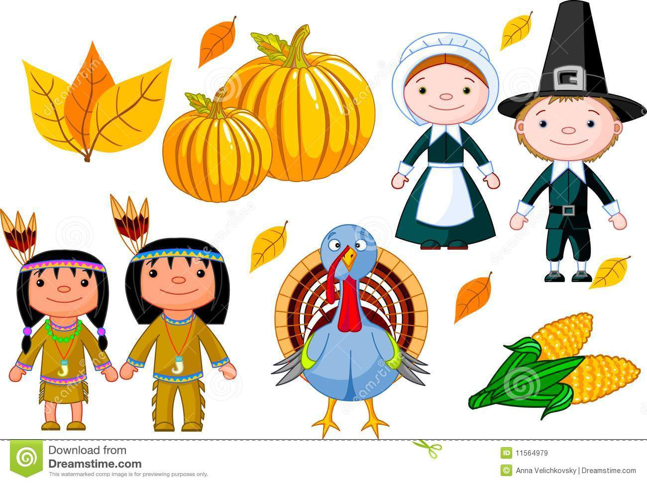 Turkey Icon For Thanksgiving  Thanksgiving icon set stock vector Image of corn meal