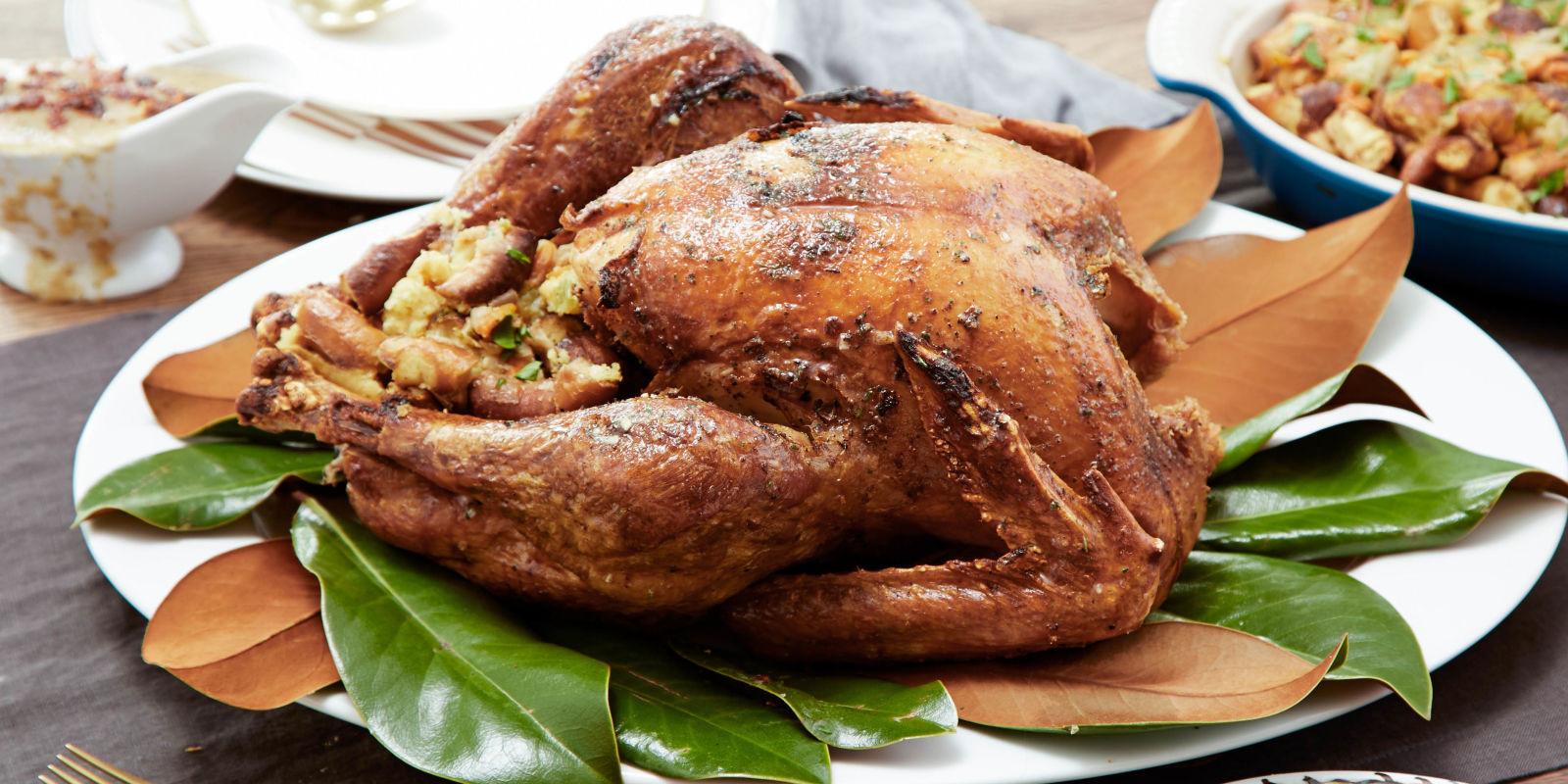 Turkey Recipe For Thanksgiving Dinner  2017 Thanksgiving Dinner Recipes Thanksgiving Menu Ideas