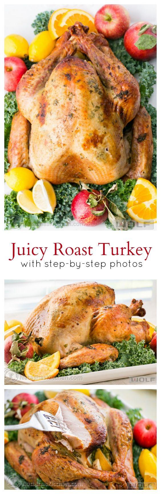 Turkey Recipe For Thanksgiving Dinner  The BEST Thanksgiving Dinner Holiday Favorite Menu Recipes