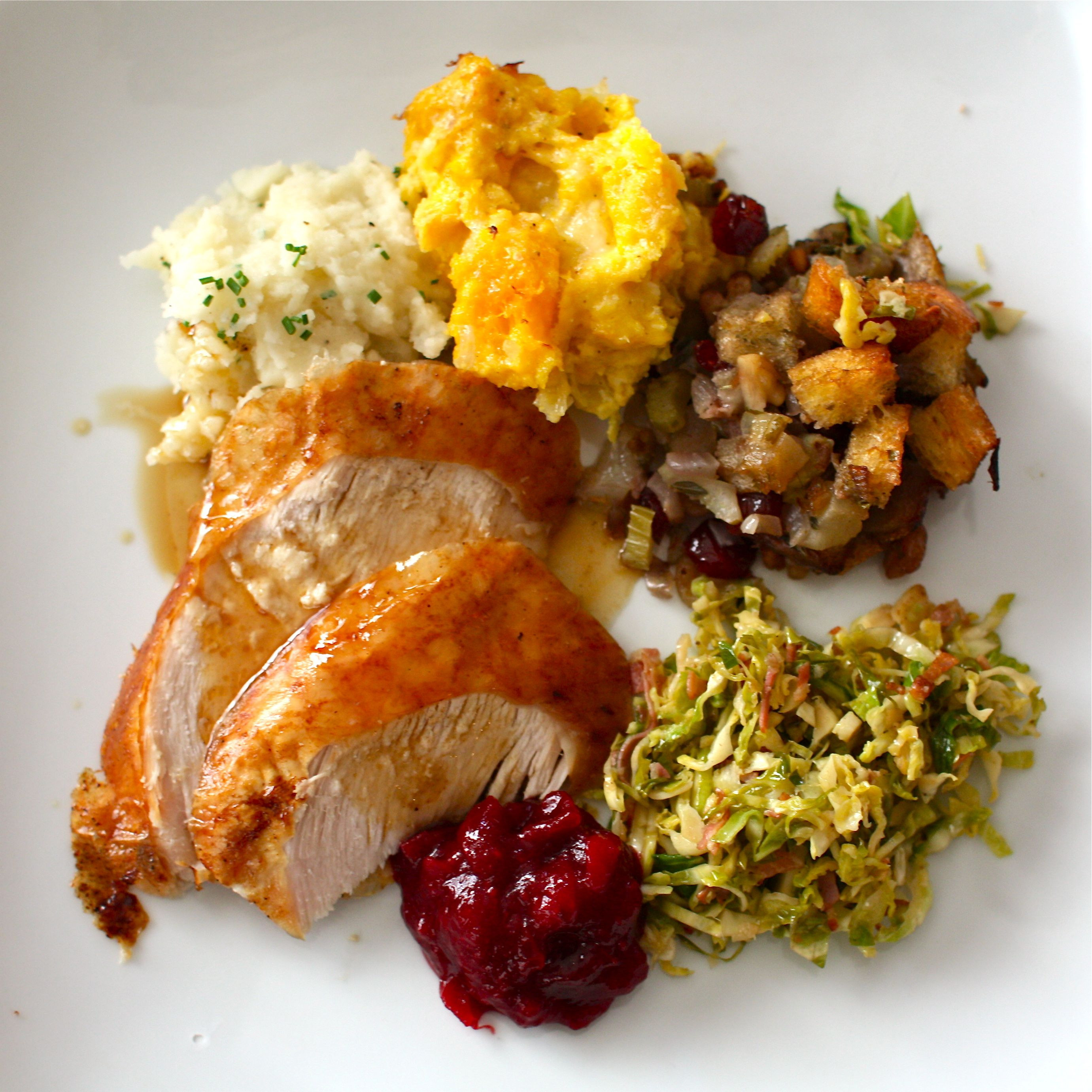 Turkey Recipe For Thanksgiving Dinner  A Simple Bites Thanksgiving Menu recipe Cranberry Orange