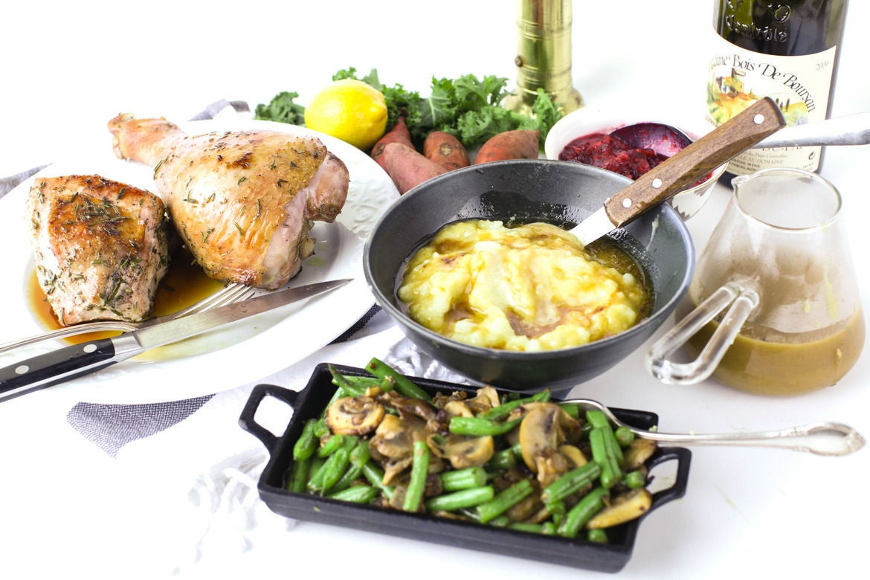 Turkey Recipe For Thanksgiving Dinner  Recipe Thanksgiving Dinner Blue Apron