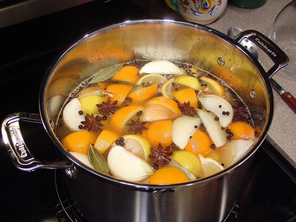 Turkey Recipe Thanksgiving  Cider & Citrus Turkey Brine with Herbs and Spices Wicked