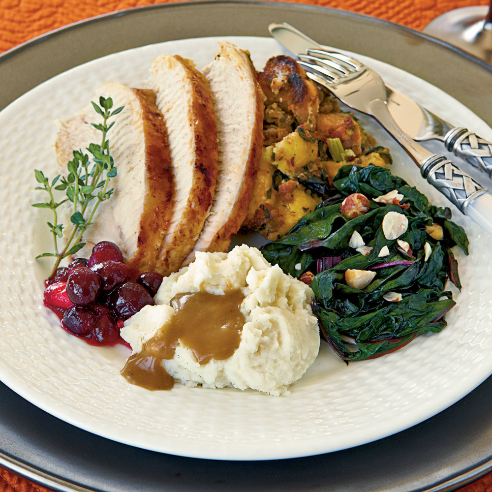 Turkey Recipes Thanksgiving  Our Best Thanksgiving Recipes Coastal Living