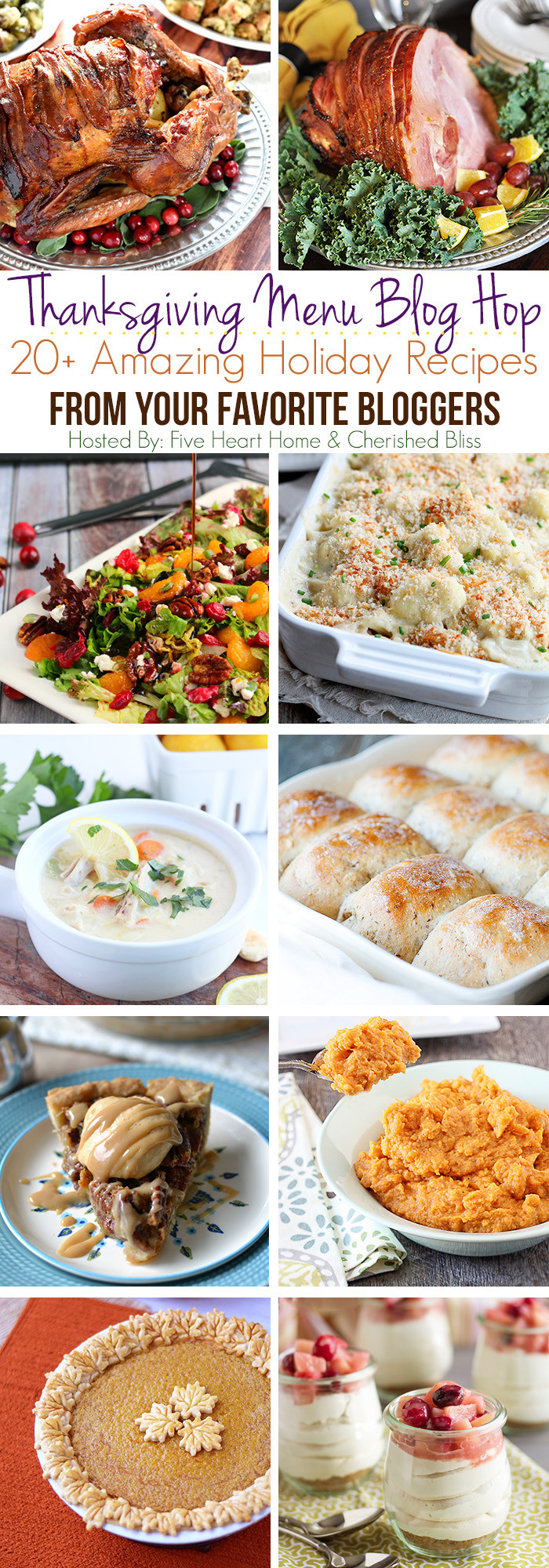 Turkey Recipes Thanksgiving  harvest grain dinner rolls and a thanksgiving blog hop