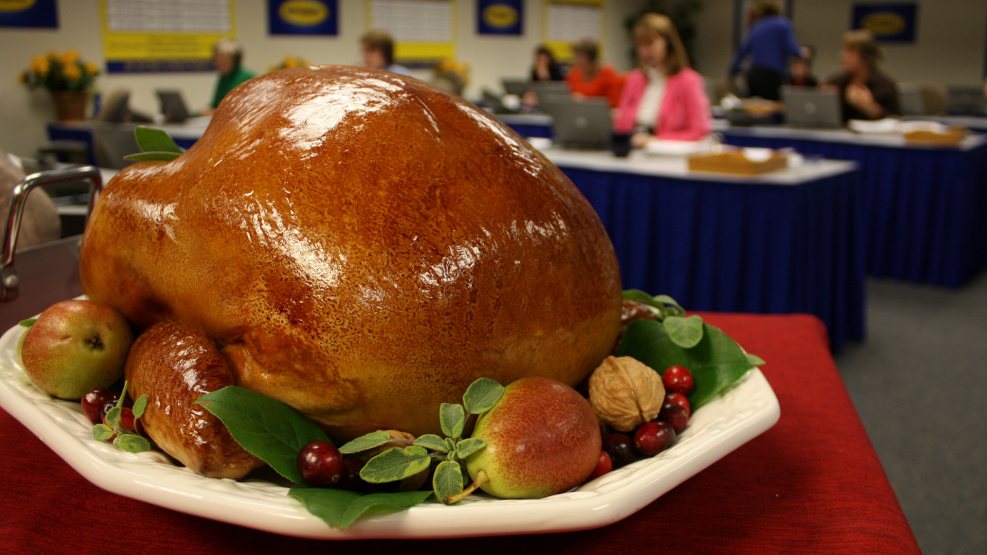 Turkey Shortage For Thanksgiving  Yes There's a Butterball Shortage No You Do Not Need to