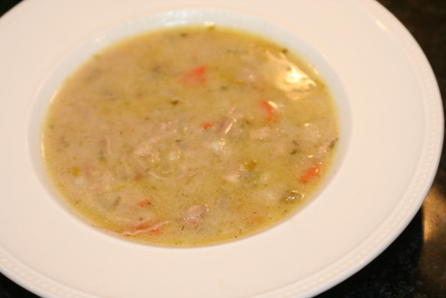 Turkey Soup From Thanksgiving Leftovers  After Thanksgiving Turkey Soup Faithful Provisions