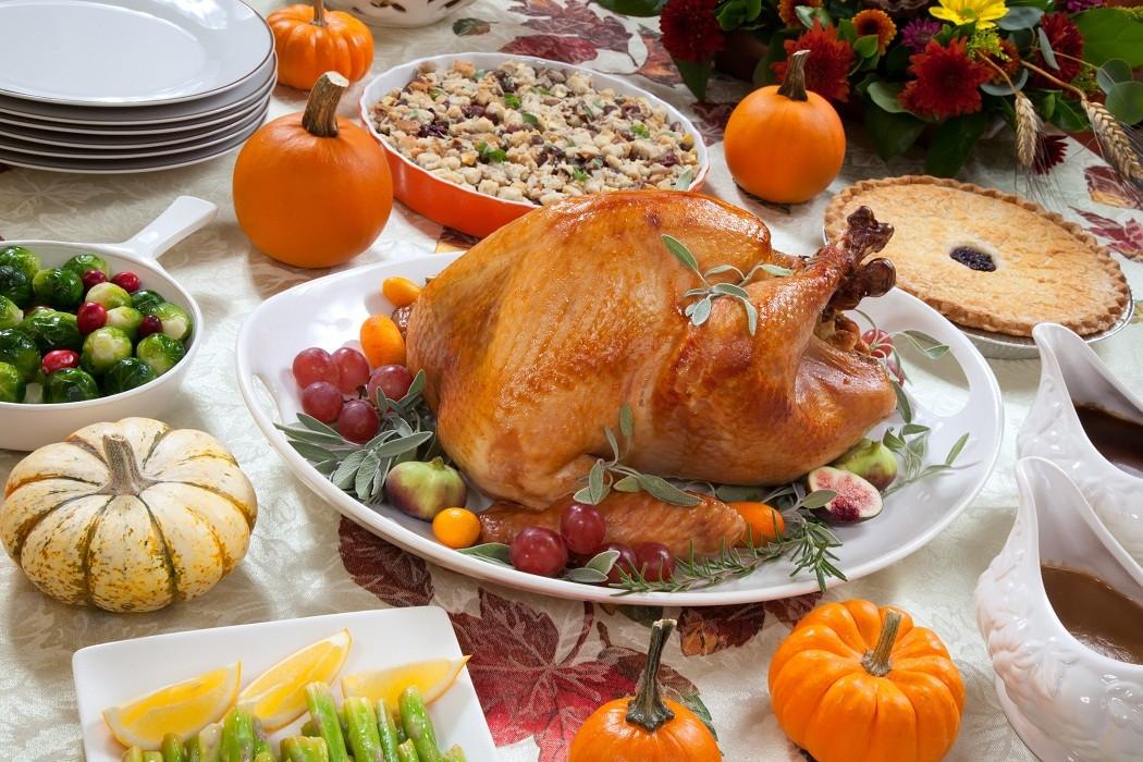 Turkey Thanksgiving Dinner  How To Have A Healthier Thanksgiving Nicole Korodetz