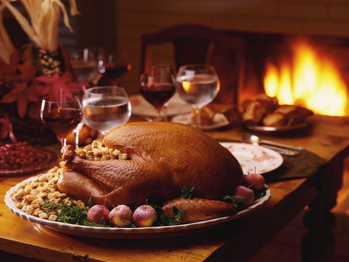 Turkey Thanksgiving Dinner  Turkey zoinkmediablog