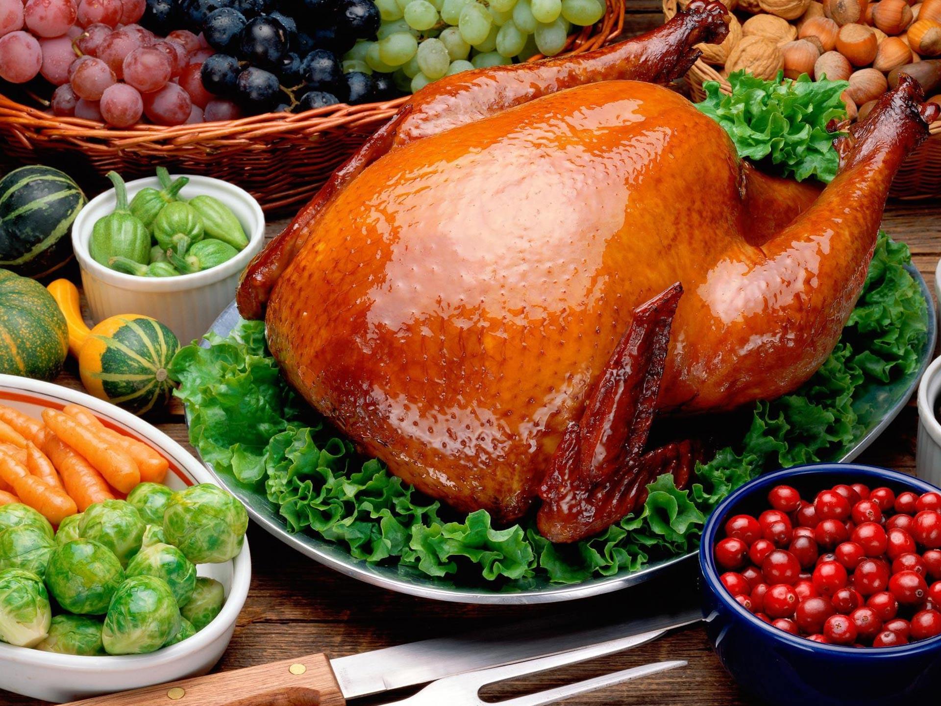 Turkey Thanksgiving Dinner  MEAL paragraphs