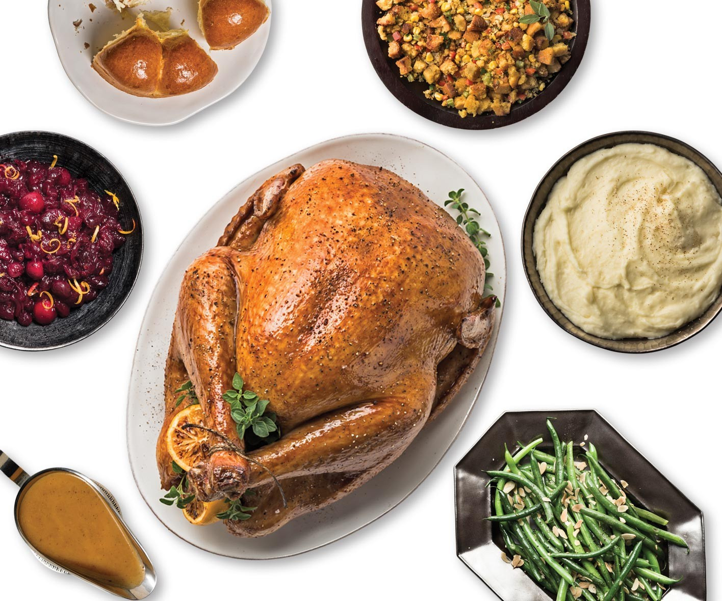 Turkey Thanksgiving Dinner  14 Local Restaurants That Have Your Thanksgiving Meal