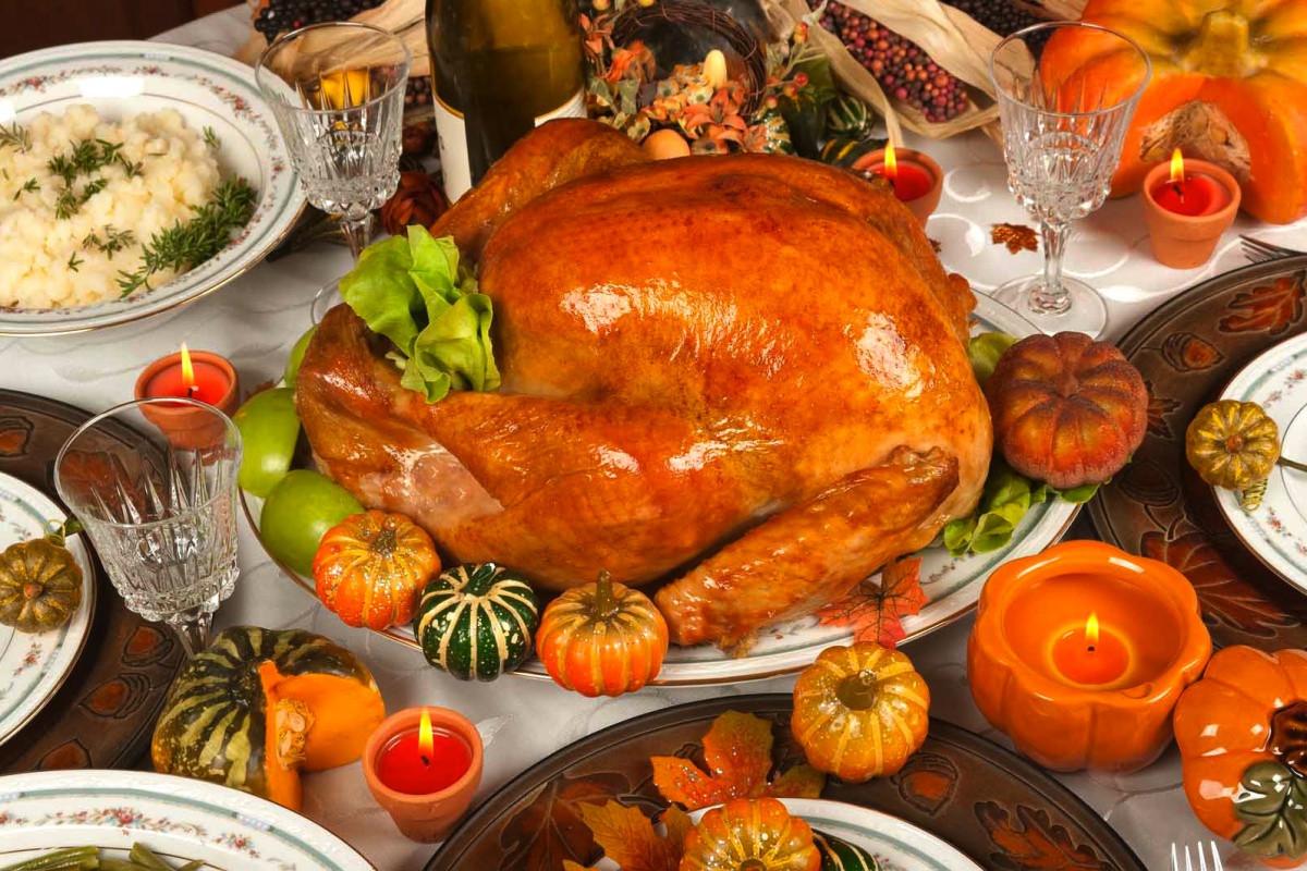 Turkey Thanksgiving Dinner  turkeys
