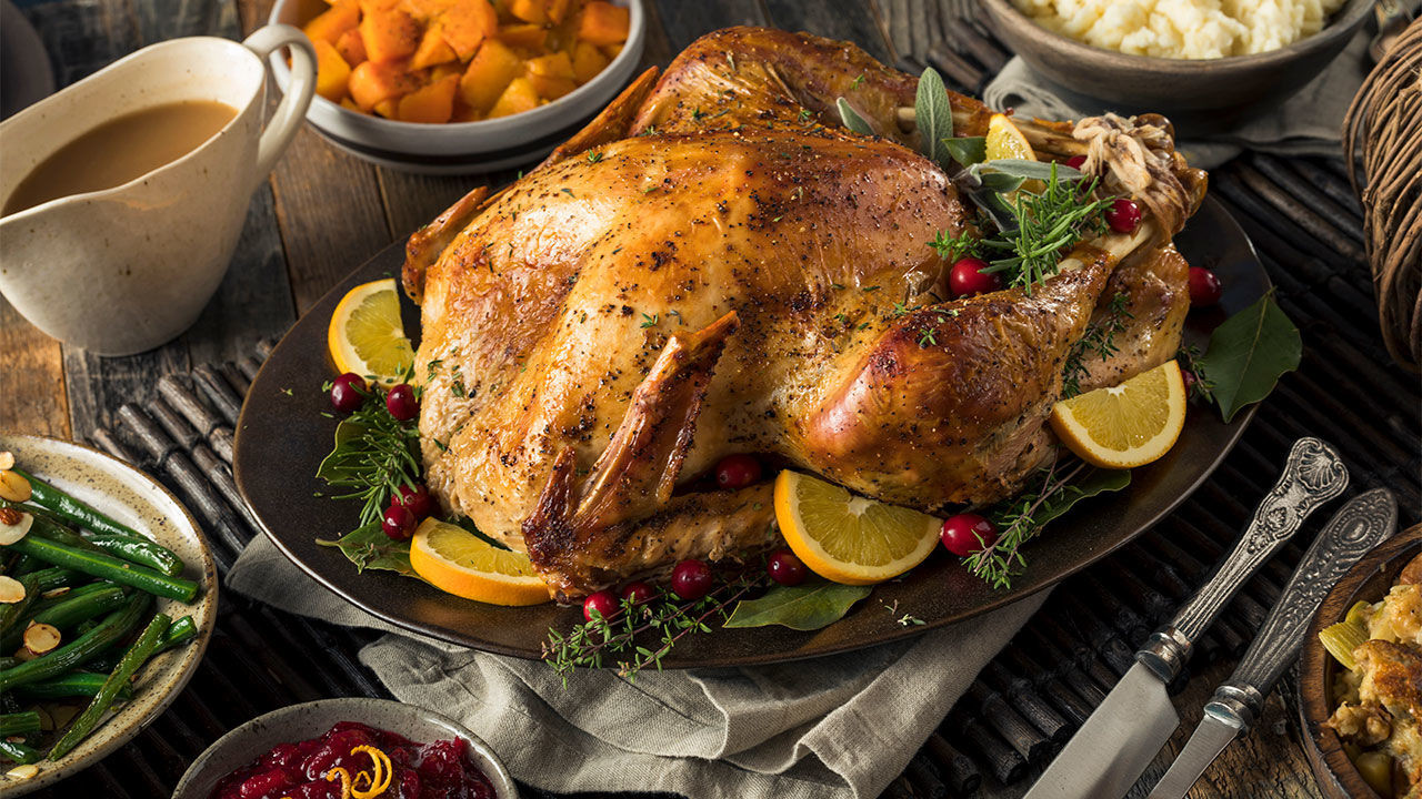 Turkey Thanksgiving Dinner  How to science up your Thanksgiving dinner Science