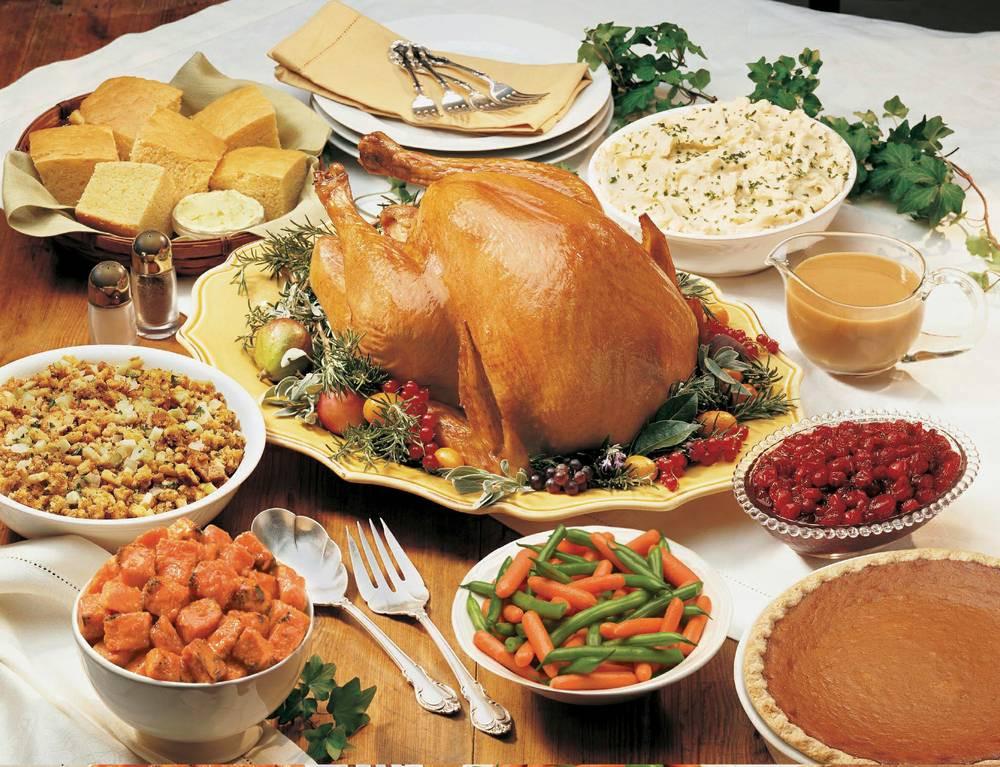 Turkey Thanksgiving Dinner  Dining guide Thanksgiving in Las Vegas Las Vegas Weekly