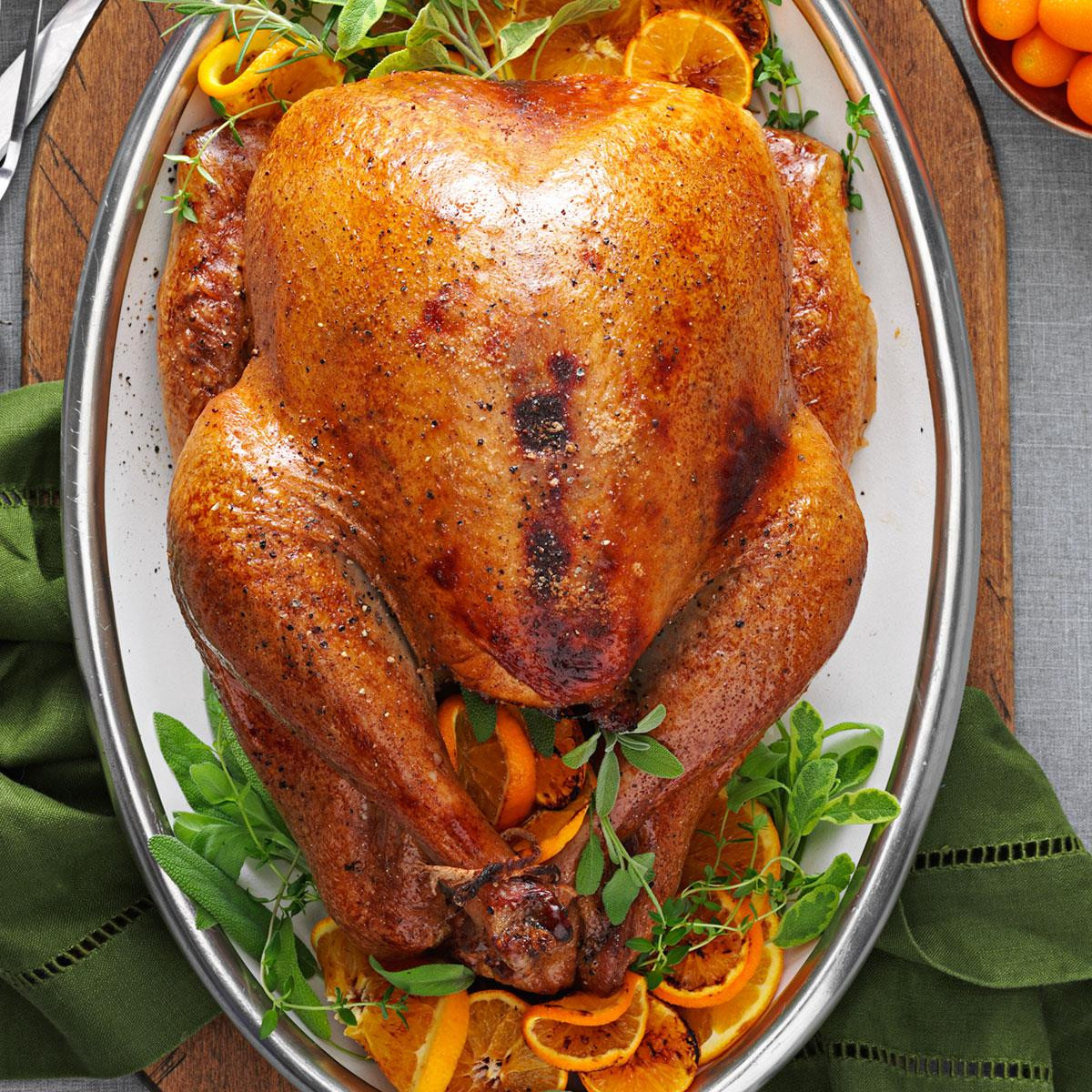 Turkey Thanksgiving Dinner  Find Recipes Appetizers Desserts Holiday Recipes