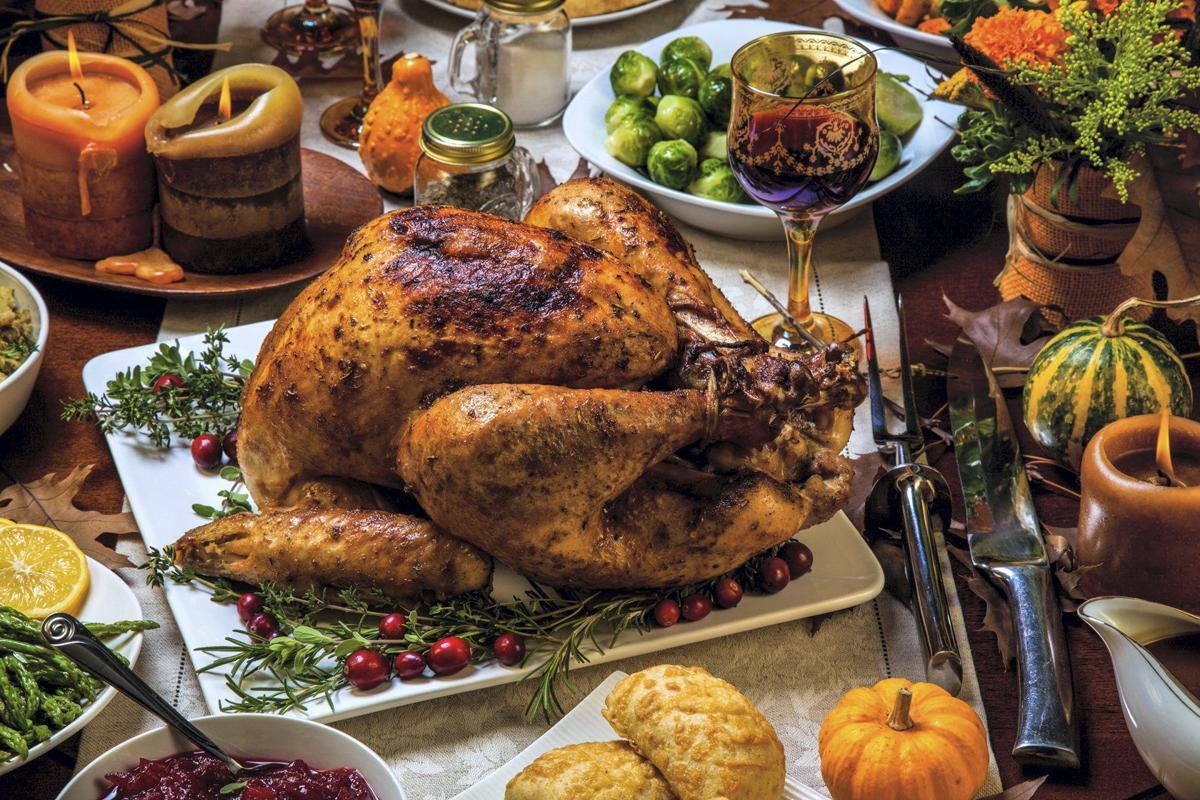Turkey Thanksgiving Dinner  Thanksgiving Dinner Start with the basics including