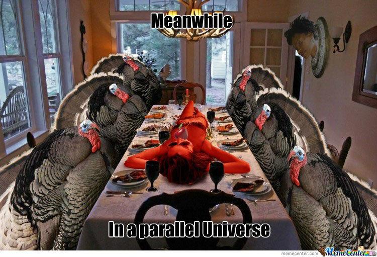 Turkey Thanksgiving Meme  lmdavid54
