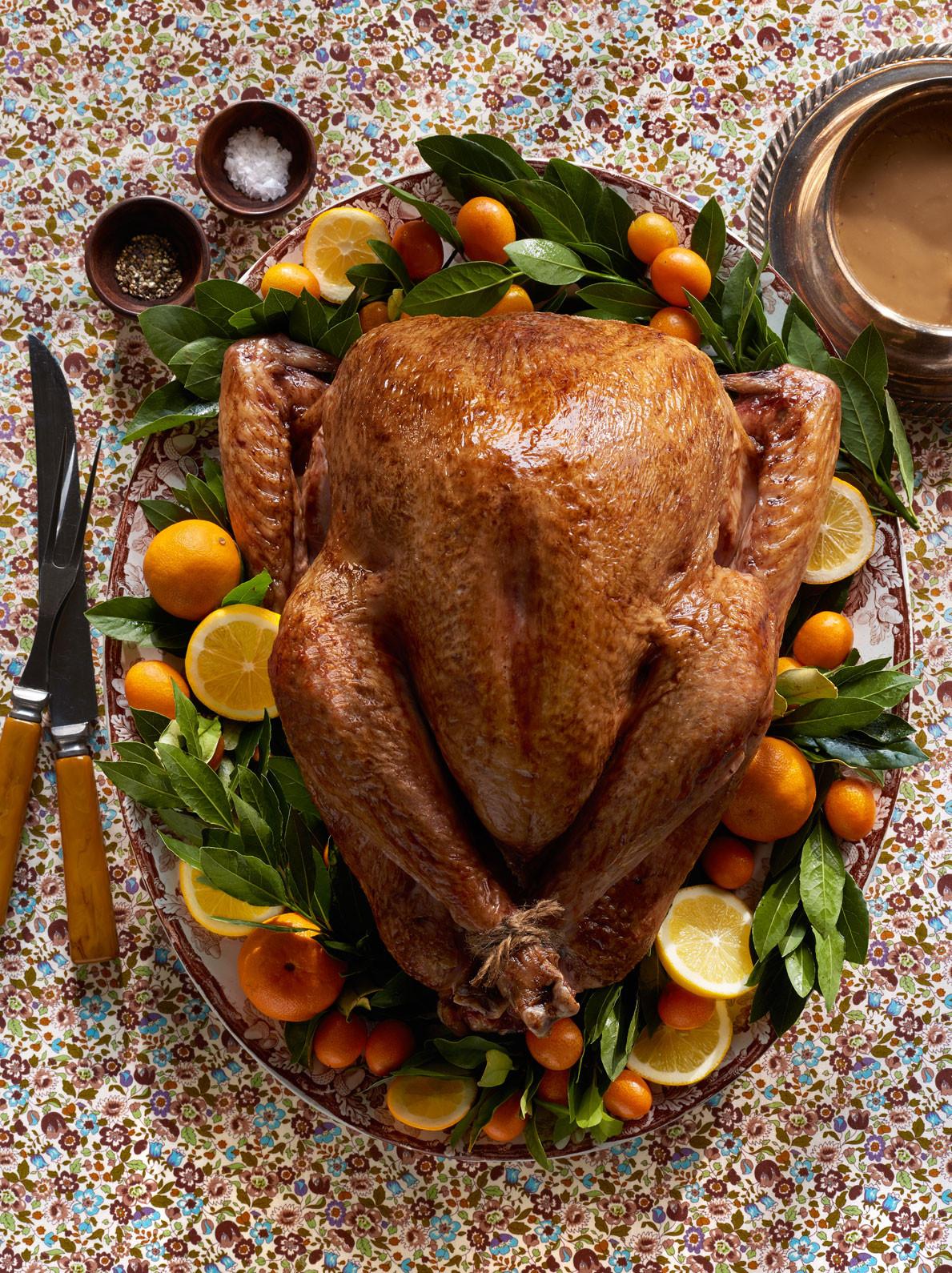 Turkey Thanksgiving Recipe  25 Best Thanksgiving Turkey Recipes How To Cook Turkey