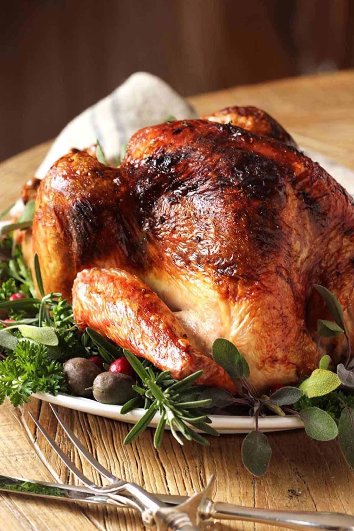 Turkey Thanksgiving Recipe  19 Best Thanksgiving Turkey Recipes Easy Roast Turkey