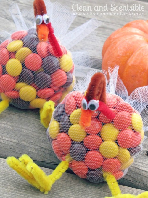 Turkey Treats For Thanksgiving  Thanksgiving Turkey Treats Clean and Scentsible