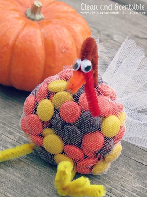 Turkey Treats For Thanksgiving  Ten Cute Thanksgiving Treats thecraftpatchblog