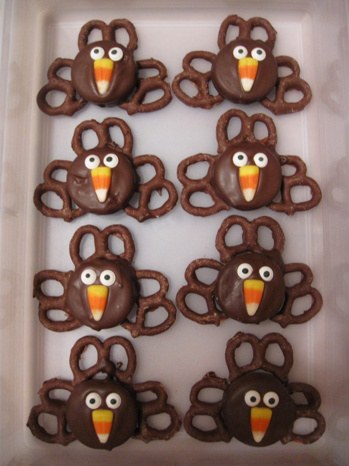 Turkey Treats For Thanksgiving  Orchard Girls Top 10 Thanksgiving Snacks and Treats