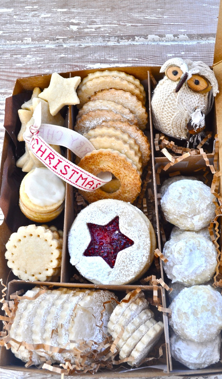 Types Of Christmas Cookies  17 Best images about DIY Gifts on Pinterest