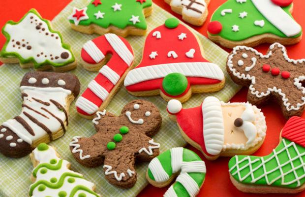 Types Of Christmas Cookies  My Top 3 Types of Christmas Cookies – Chelsea Crockett