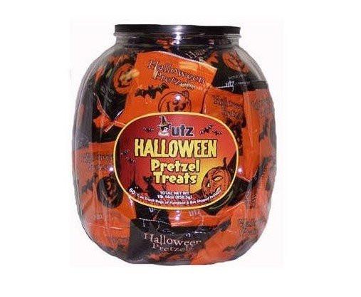 Utz Halloween Pretzels  Halloween Pretzel Treats by UTZ
