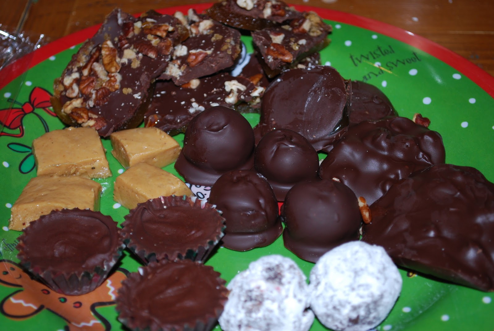 Vegan Christmas Candy  The Peaceful Kitchen Delicious Vegan Christmas Candy Recipes