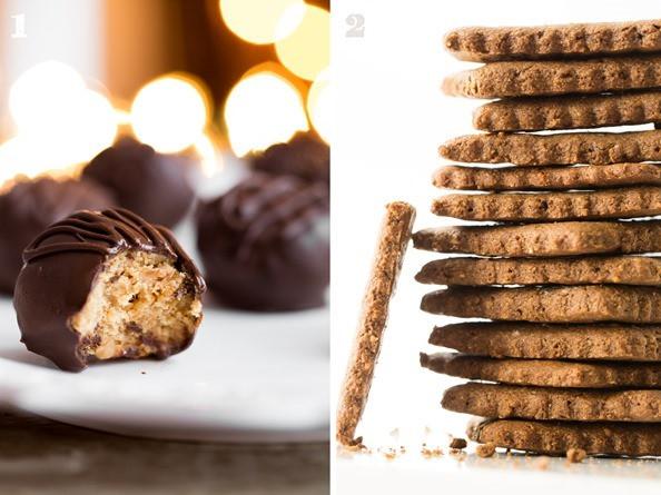 Vegan Christmas Desserts Recipe  17 Vegan Holiday Desserts & Drinks — Oh She Glows