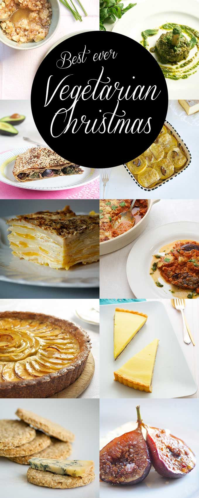 Vegan Christmas Desserts Recipe  Best 25 Ve arian christmas recipes ideas on Pinterest