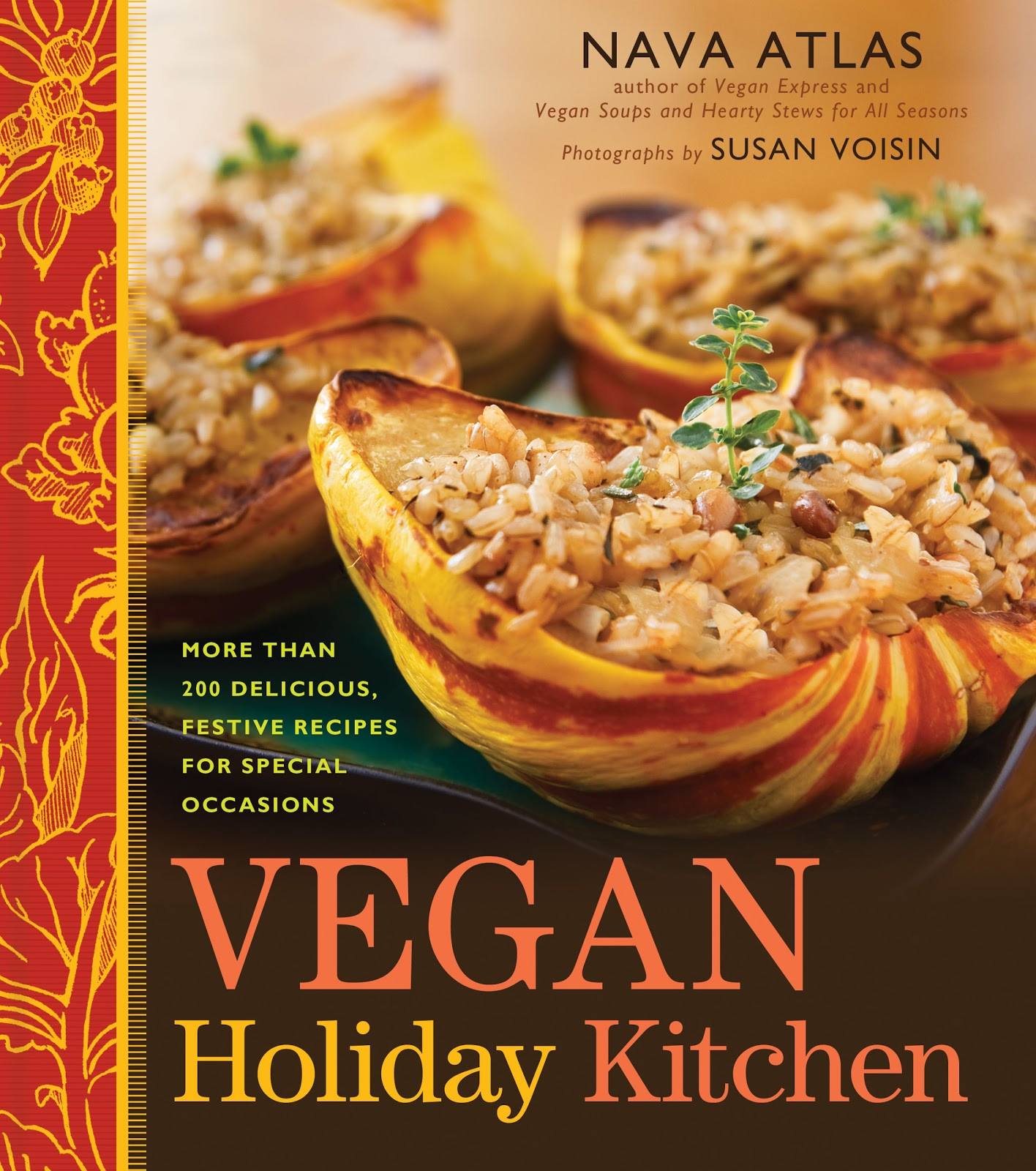 Vegan Recipes For Thanksgiving Dinner  Food Blogga Cookbook Review Vegan Holiday Kitchen by