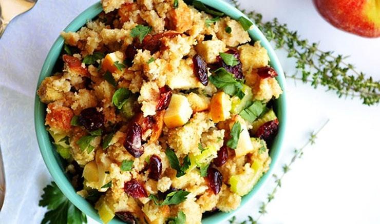 Vegan Stuffing Recipes Thanksgiving  17 Ve arian Stuffing Recipes For Thanksgiving That