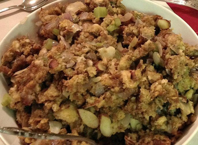 Vegan Stuffing Recipes Thanksgiving  A Vegan Traditionalist 3 Last Minute Thanksgiving Recipes