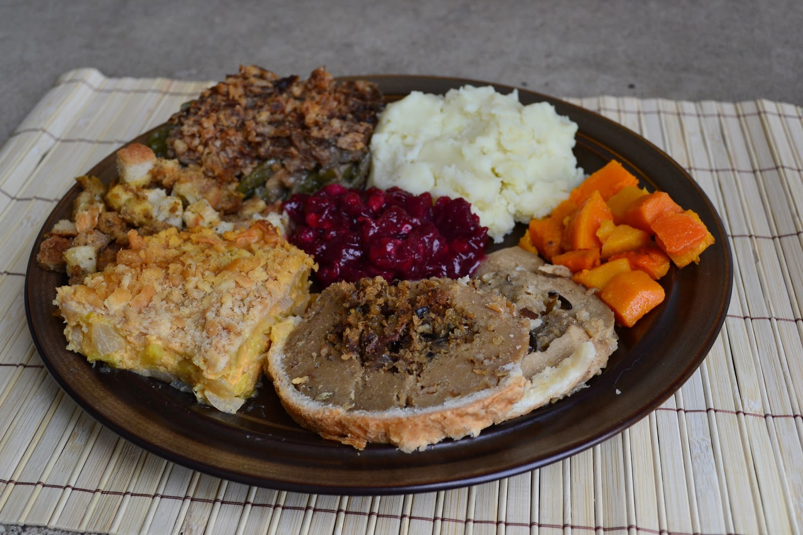 Vegan Thanksgiving Meals  Growing Up Veg Thanksgiving Round Up