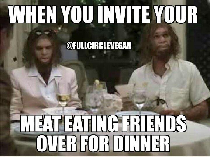 Vegan Thanksgiving Meme  my memes funny vegan memes