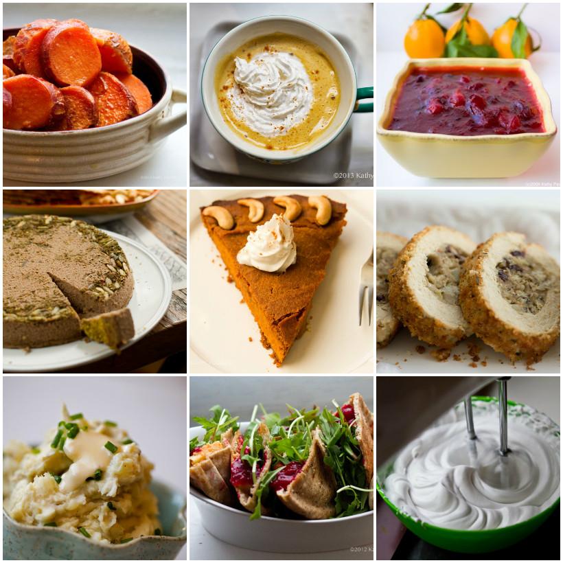 Vegan Thanksgiving Menu  Vegan Thanksgiving Menu 2015 Vegan Recipe