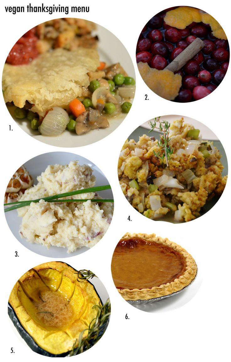 Vegan Thanksgiving Menu  1000 images about Vegan on Pinterest