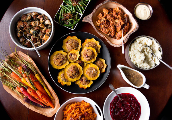 Vegan Thanksgiving Menu  A Ve arian Thanksgiving Menu