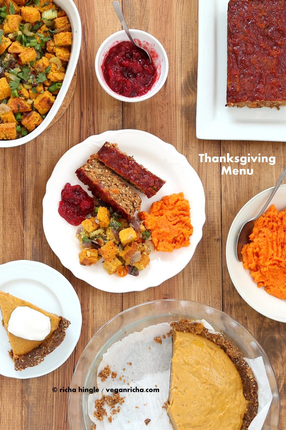 Vegan Thanksgiving Recipe  80 Vegan Thanksgiving Recipes 2014 Vegan Richa