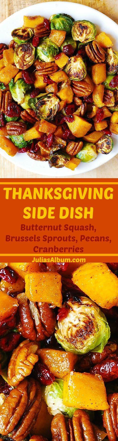 Vegan Thanksgiving Side Dishes  Best 25 Thanksgiving recipes ideas on Pinterest