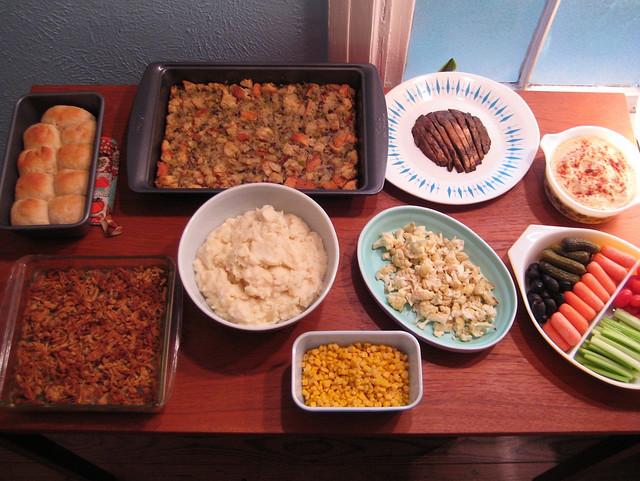 Vegan Thanksgiving Side Dishes  Vegan Thanksgiving Side Dishes Eat Drink Better