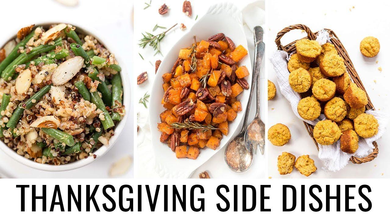 Vegan Thanksgiving Side Dishes  3 EASY VEGAN SIDE DISHES
