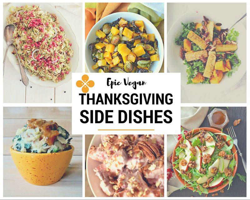 Vegan Thanksgiving Side Dishes  50 Epic Vegan Thanksgiving recipes Seven Roses