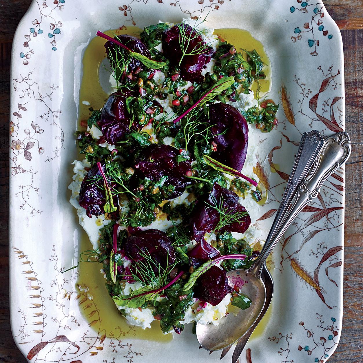 Vegetable Side Dishes For Christmas Dinner  2 Christmas Dinner Side Dishes